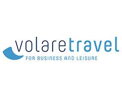 Volare Travel logo